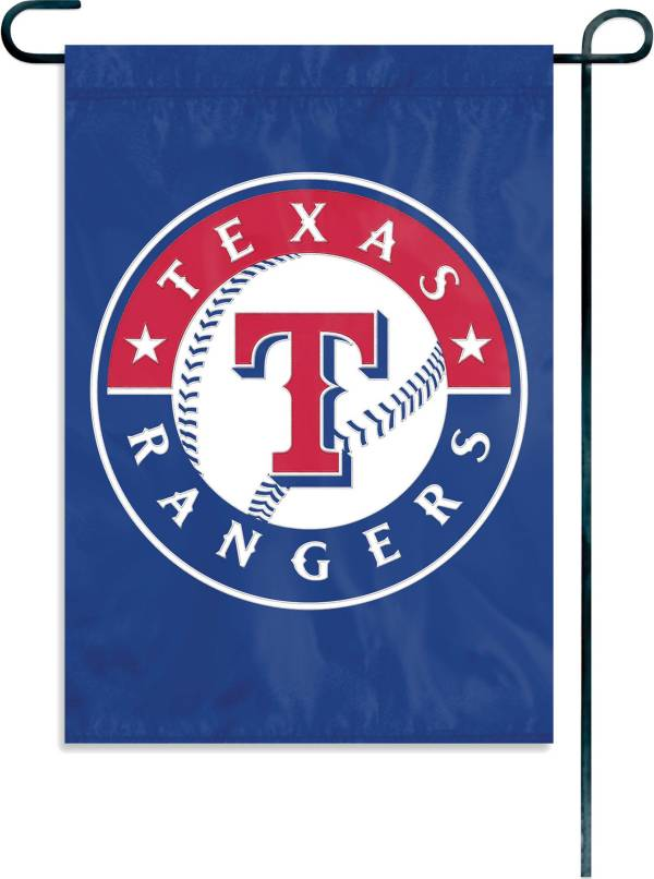 Party Animal Texas Rangers Garden/Window Flag product image