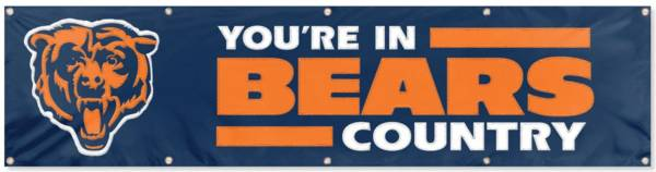 Chicago Bears Giant 8' x 2' Banner product image