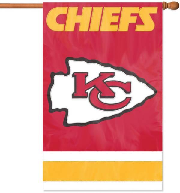 Kansas City Chiefs Applique Banner Flag product image