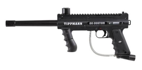 Tippmann 98 Custom PS ACT Paintball Gun product image