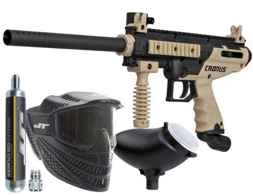 Tippmann Cronus Powerpack Paintball Gun Kit Dick S Sporting Goods