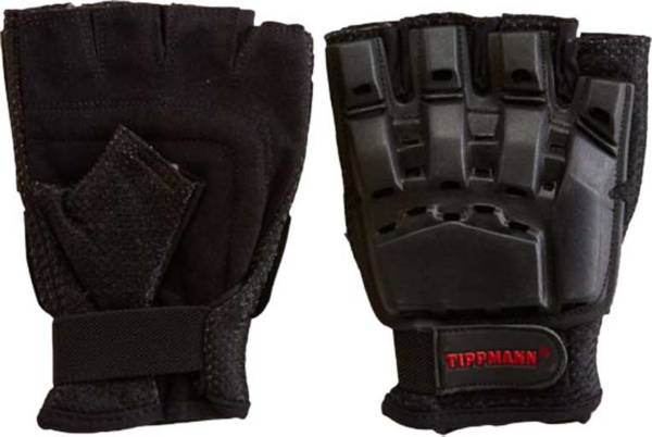 Tippman Armored Paintball Gloves product image
