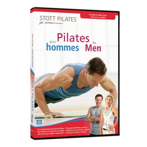 STOTT PILATES Intermediate Pilates for Men DVD product image