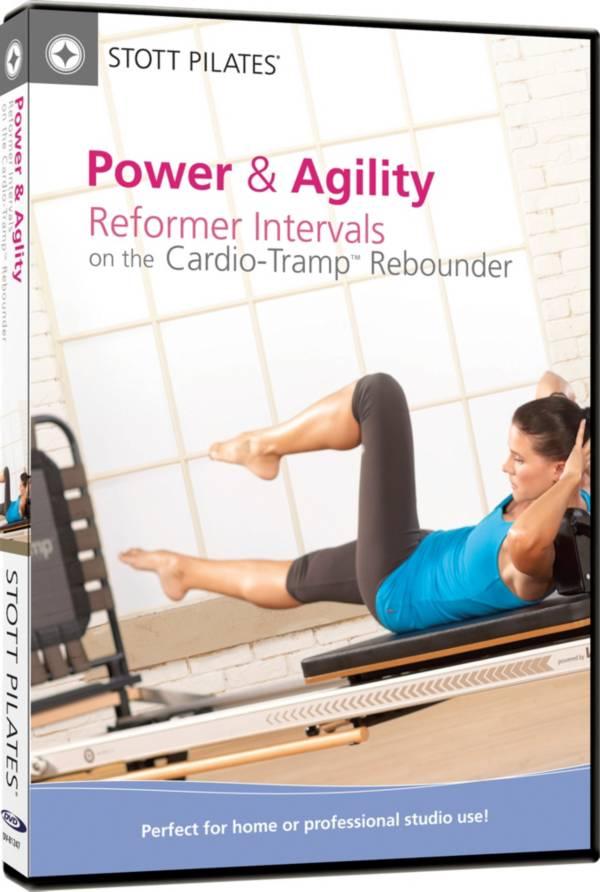 STOTT PILATES Cardio Trampoline DVD product image