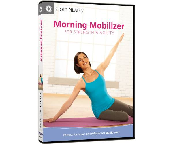 STOTT PILATES Morning Mobilizer DVD product image