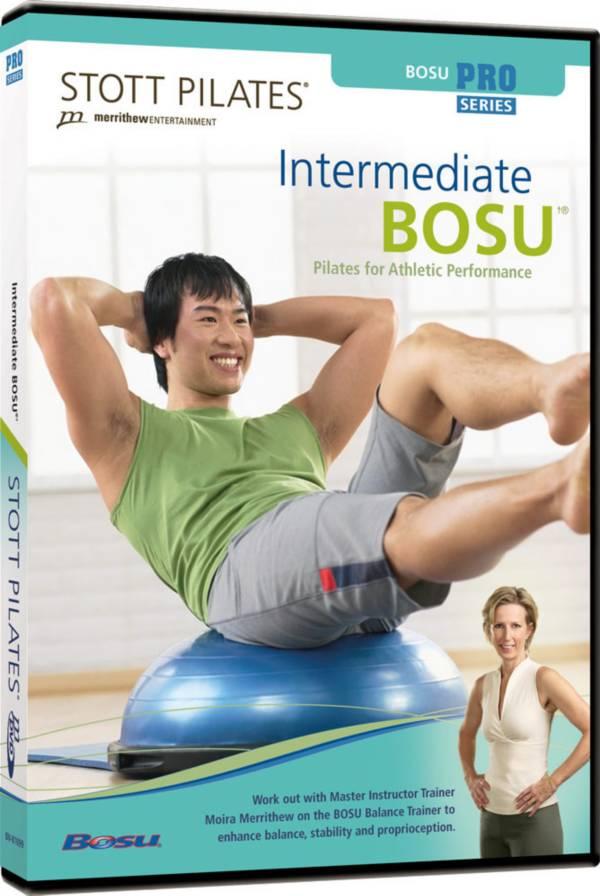 STOTT PILATES Intermediate BOSU DVD product image