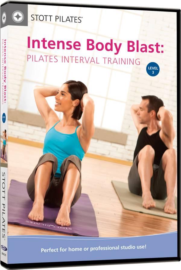 STOTT PILATES Intense Body Blast: Pilates Interval Training, Level 3 DVD product image