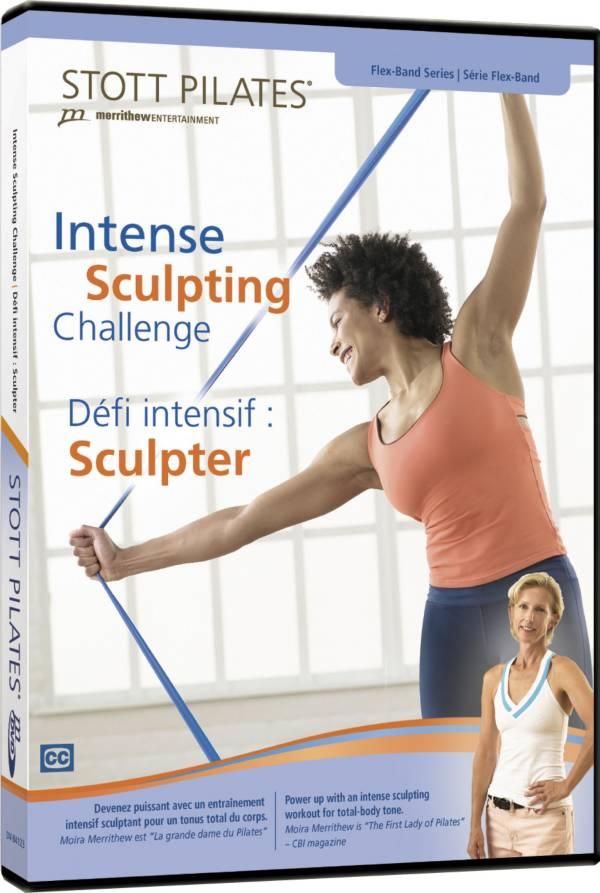 STOTT PILATES Intense Sculpting Challenge DVD product image