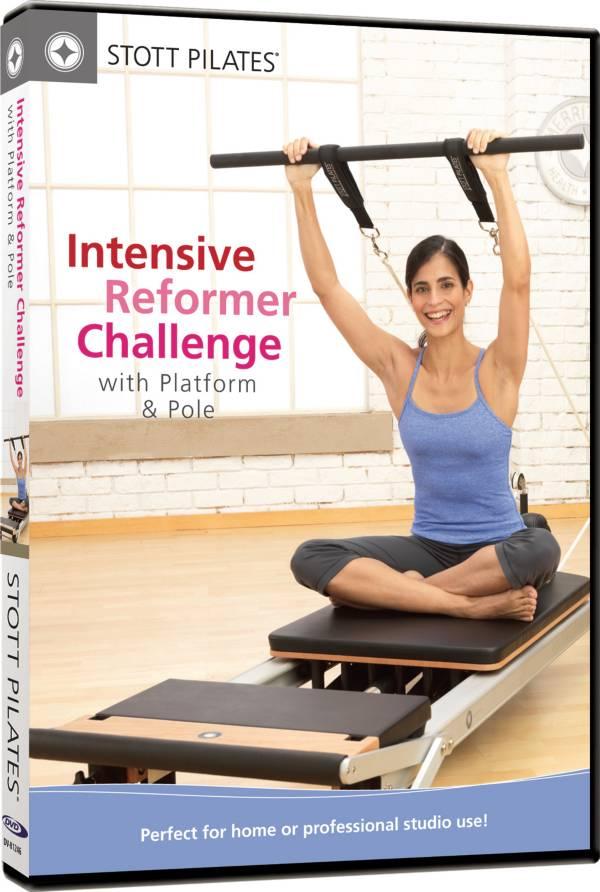 STOTT PILATES Intermediate Reformer Challenge DVD product image