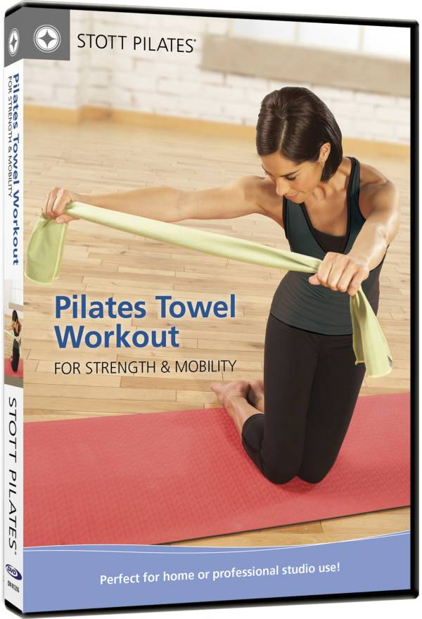 STOTT PILATES Towel Workout for Strength & Mobility DVD product image