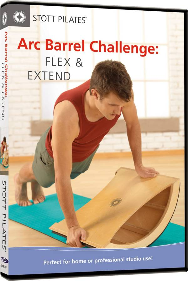 STOTT PILATES Arc Barrel Challenge DVD product image