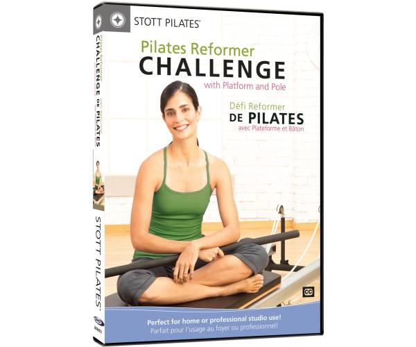 STOTT PILATES Pilates Reformer Challenge DVD product image
