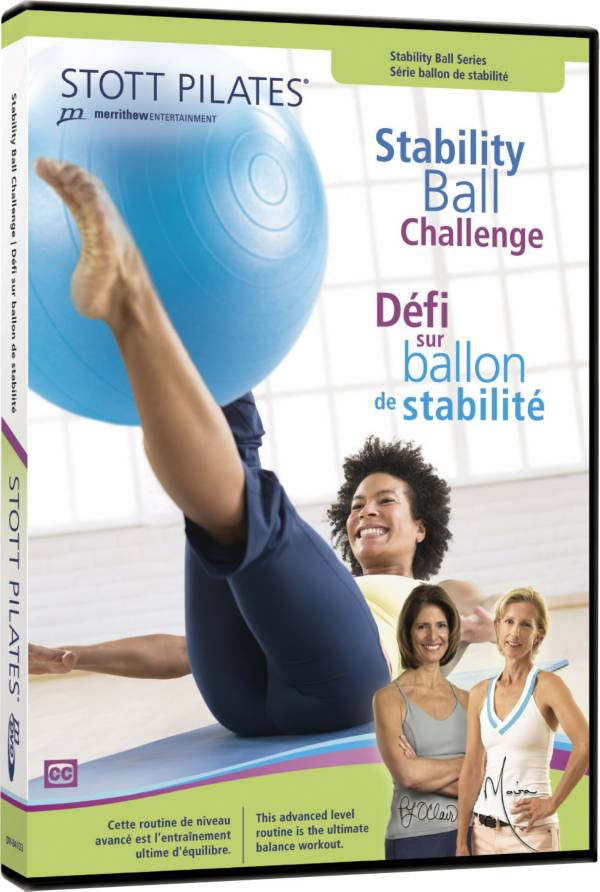 STOTT PILATES Stability Ball Challenge DVD product image
