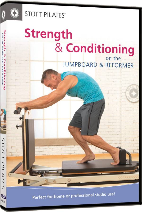 STOTT PILATES Strength and Conditioning DVD product image
