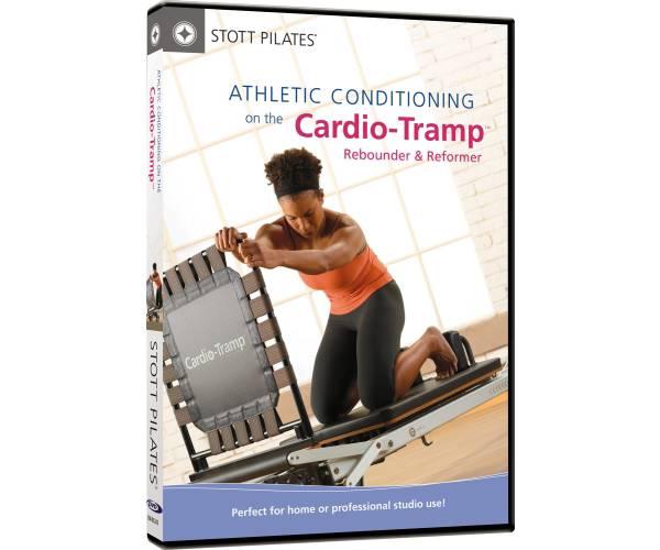 STOTT PILATES Athletic Conditioning Cardio-Tramp DVD product image