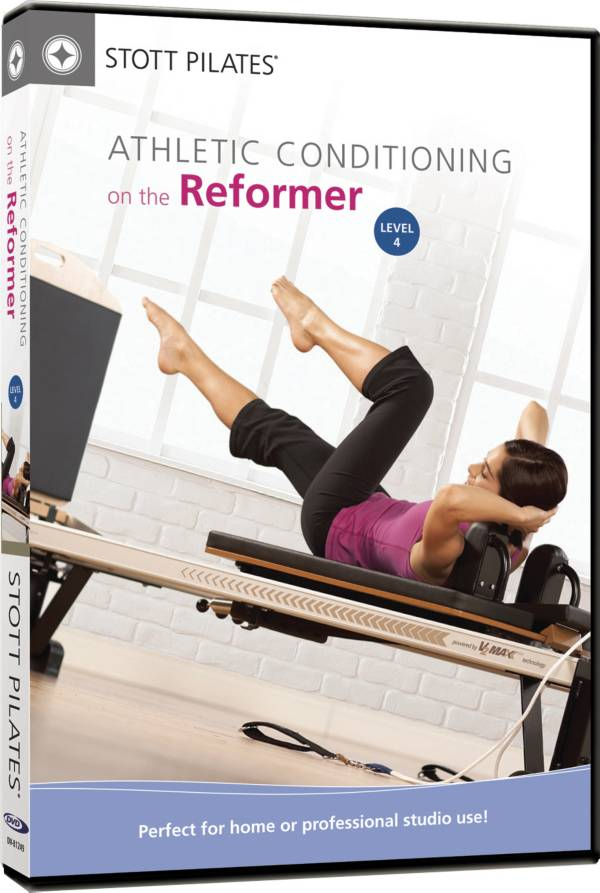 STOTT PILATES Athletic Conditioning on the Reformer, Level 4 DVD product image