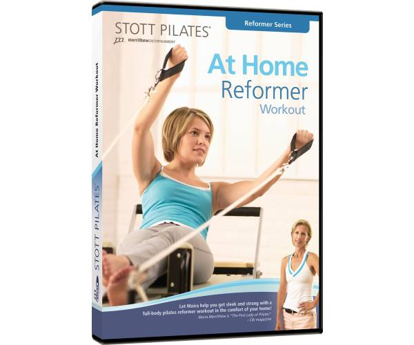 STOTT PILATES At Home Reformer Workout DVD product image