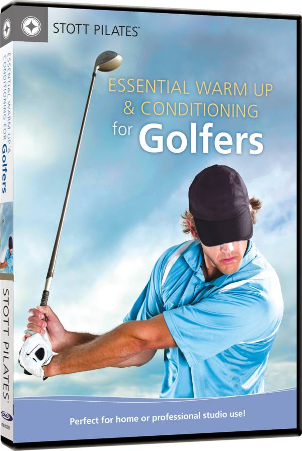 STOTT PILATES Warm Up DVD for Golfers product image