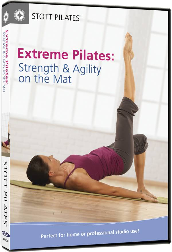 STOTT PILATES Extreme Pilates, Strength & Agility on the Mat DVD product image