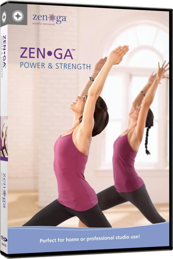 ZENGA Power and Strength DVD product image