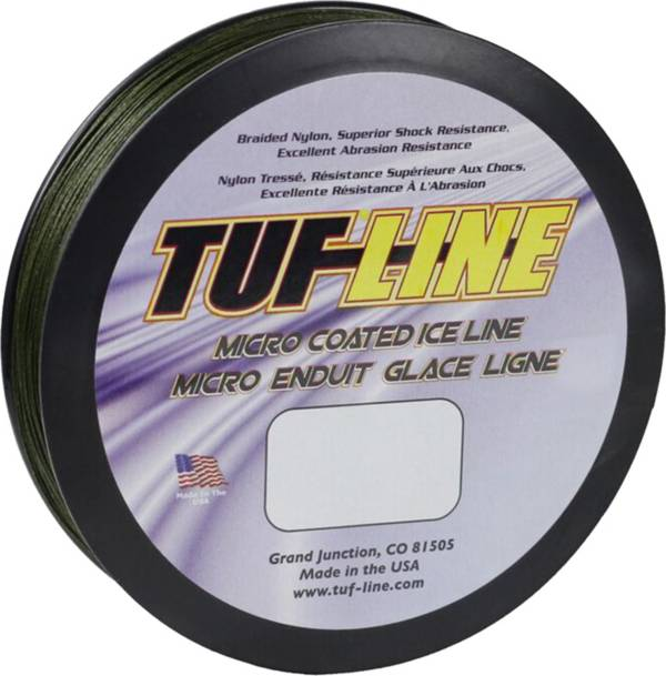 TUF-Line Braided Nylon Ice Fishing Line product image