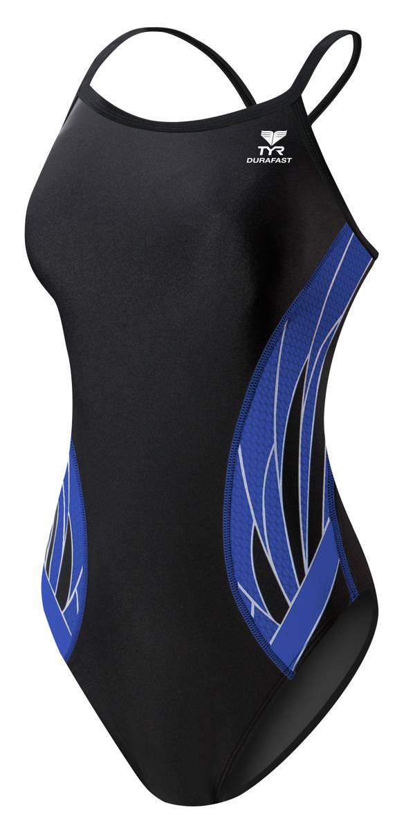 TYR Girls' Phoenix Splice Diamondfit Back Swimsuit product image