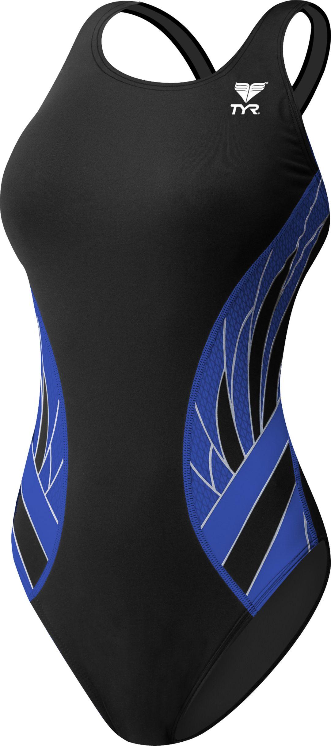 defadf6a9a1 TYR Women's Phoenix Maxfit Back Swimsuit | DICK'S Sporting Goods