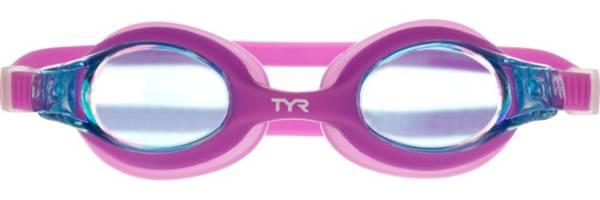 TYR Kids' Swimple Metallized Swim Goggles product image