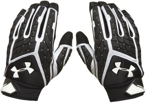 Under Armour Adult Combat 5 Full Finger Lineman Gloves product image