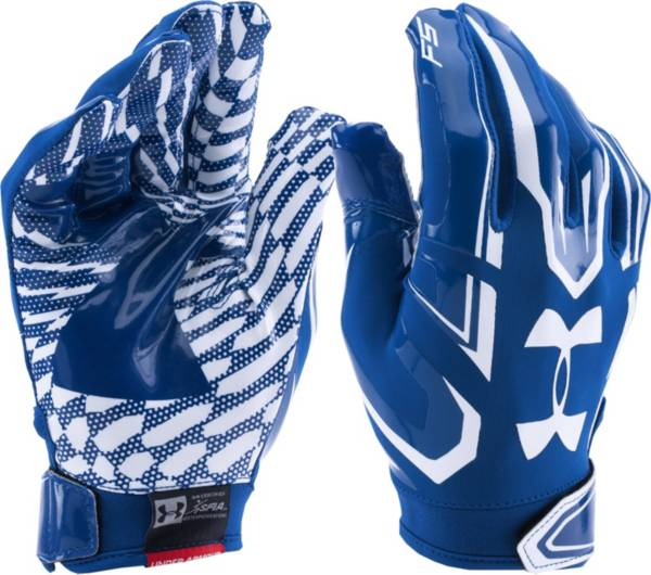 Under Armour Adult F5 Receiver Gloves product image