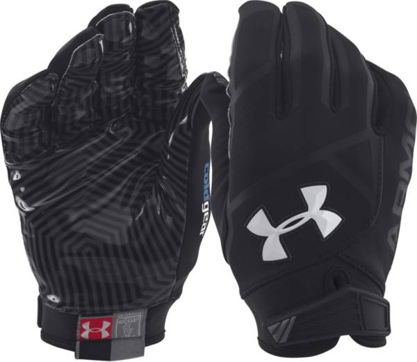 Under Armour Adult Playoff ColdGear Football Gloves product image