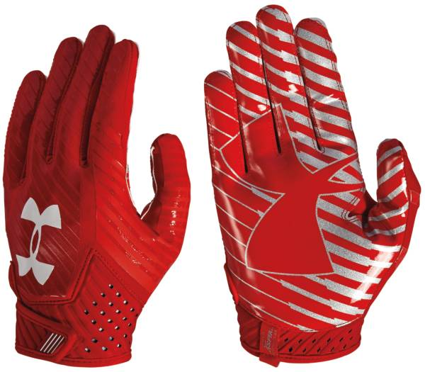 Under Armour Adult Spotlight Receiver Gloves product image