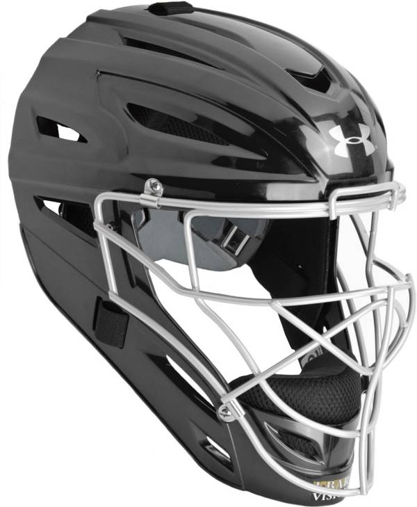 Under Armour Adult PTH Victory Series Solid Catcher's Helmet product image