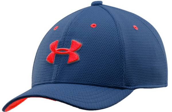 Under Armour Boys' Blitzing Stretch Fit Hat II product image