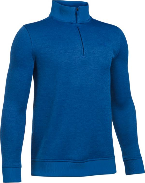 Under Armour Boys' Uniform Quarter-Zip Golf Sweater product image