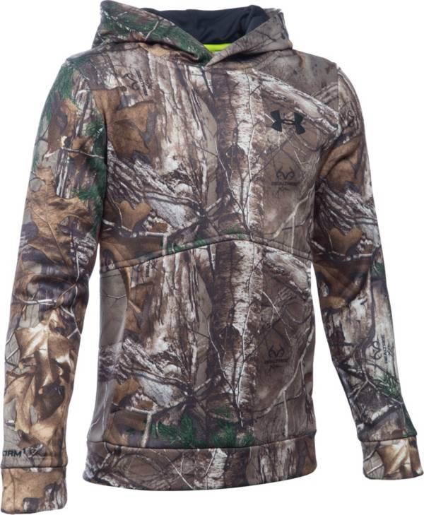 Under Armour Boys' Icon Camo Hoodie product image