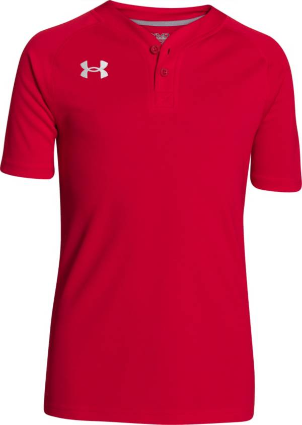 Under Armour Boys' Lansdowne Henley T-Shirt product image