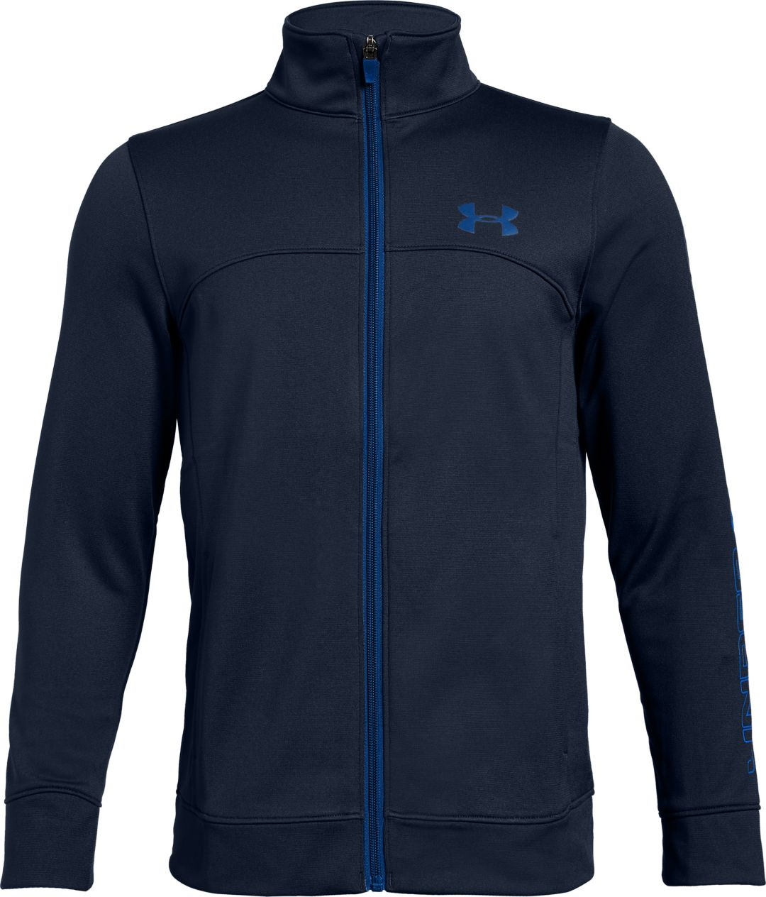 a9533199d3695 Under Armour Boys' Pennant Warm-Up Jacket | DICK'S Sporting Goods