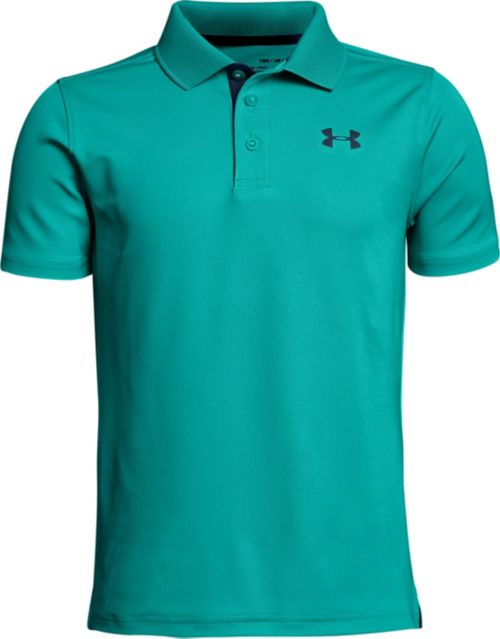 3c1e22746 Under Armour Boys' Performance Golf Polo. noImageFound. Previous