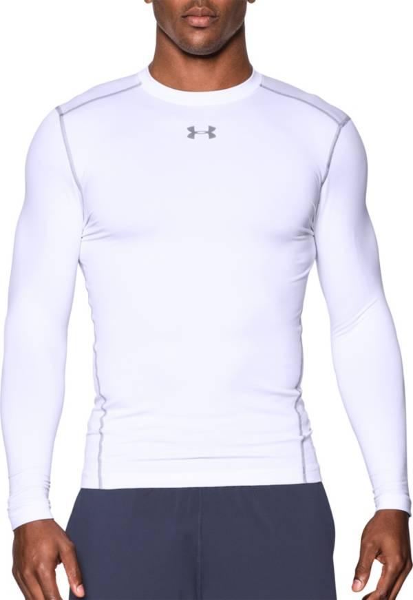 Under Armour Men's ColdGear Armour Compression Crewneck Long Sleeve Shirt product image