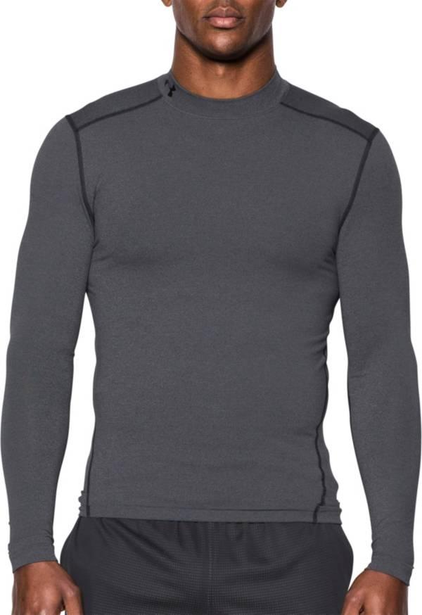 Under Armour Men's ColdGear Armour Compression Mock Neck Long Sleeve Shirt product image