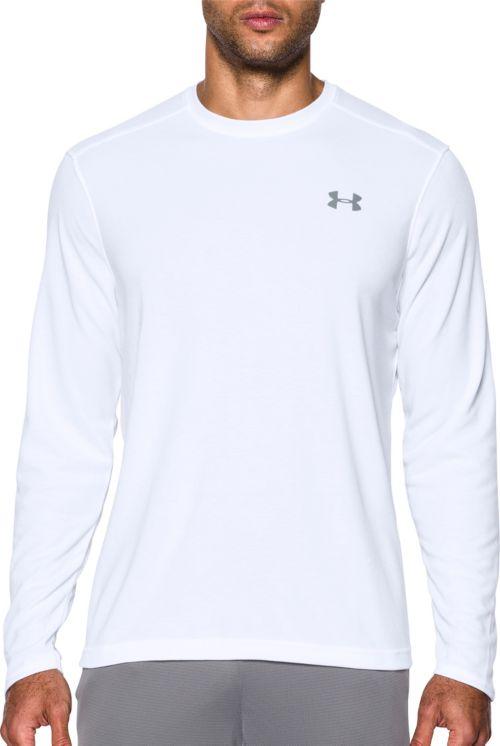 c37952096182 Under Armour Men s ColdGear Infrared Lightweight Long Sleeve Shirt ...