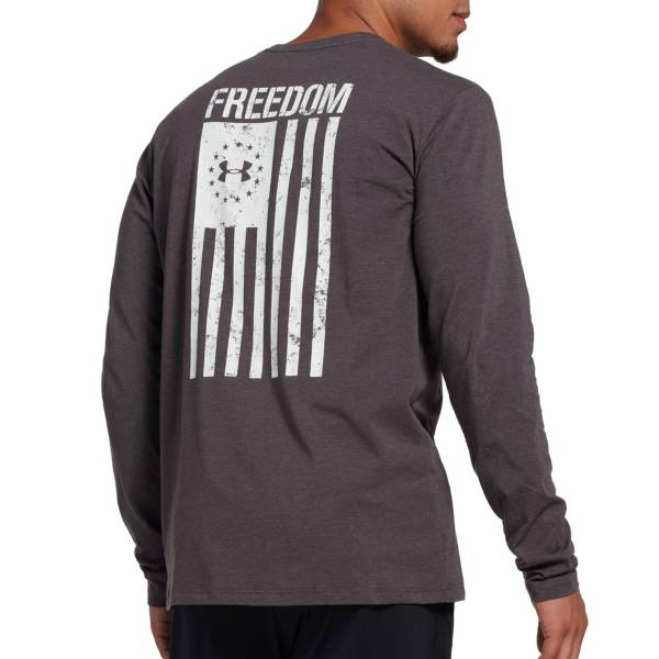 Under Armour Men's WWP Freedom Flag Long Sleeve Shirt product image