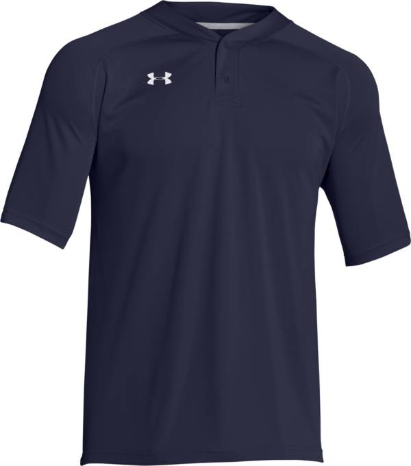 Under Armour Men's Gamer Two-Button Henley T-Shirt product image