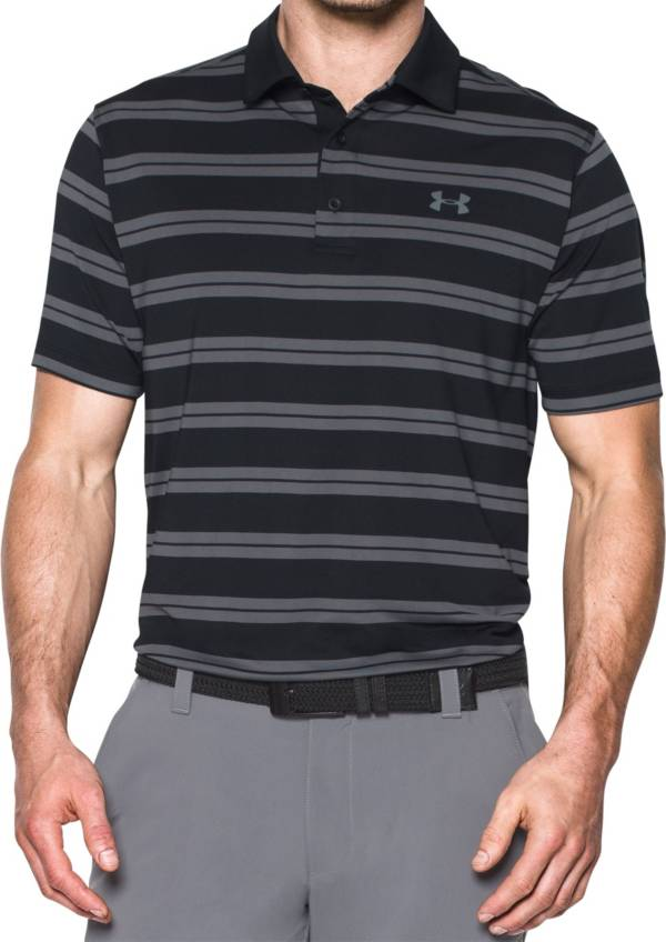 Under Armour Men's Groove Stripe Golf Polo product image
