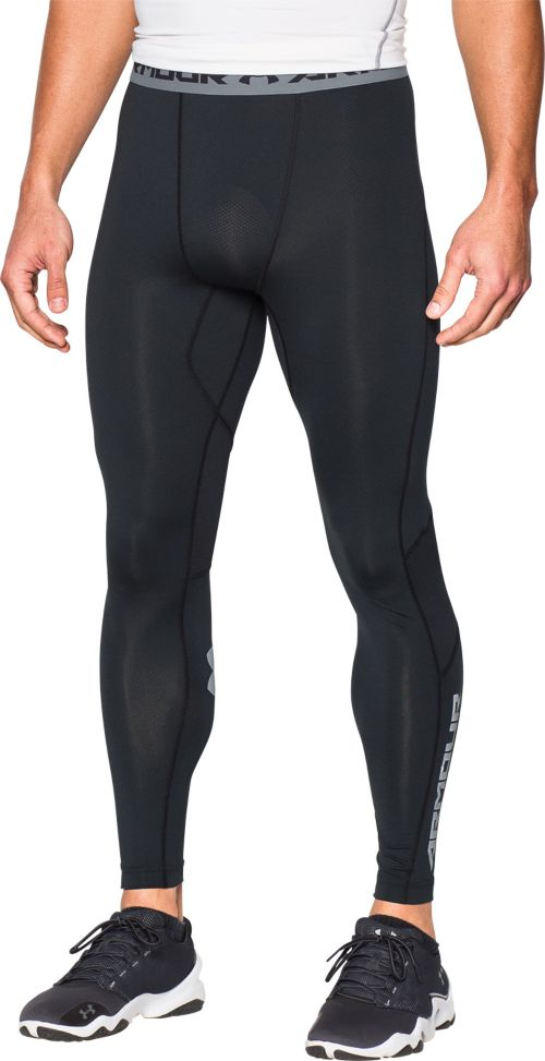 64dc3901732ec Under Armour Men's HeatGear CoolSwitch Compression Leggings | DICK'S ...
