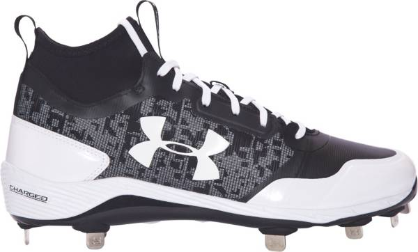 Under Armour Men's Heater Mid ST Baseball Cleats product image