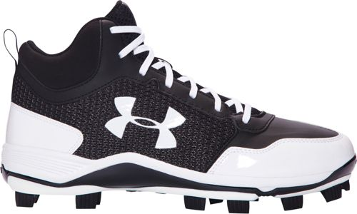 218daa9239 Under Armour Men s Heater Mid TPU Baseball Cleats