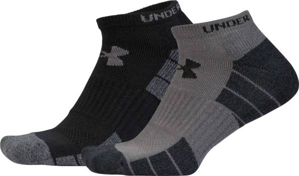 Under Armour Men's Elevated Performance No Show Golf Socks - 2 Pack product image