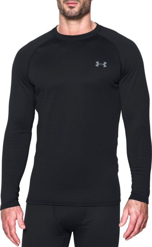 d72a4816aa8a Under Armour Men s 4.0 Crew Base Layer Shirt. noImageFound. Previous